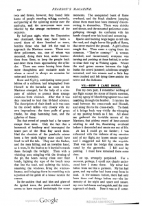 This image is a facsimile of page 492 of the second installment of The War of the Worlds as it was published in Pearson's Magazine in May of 1897.