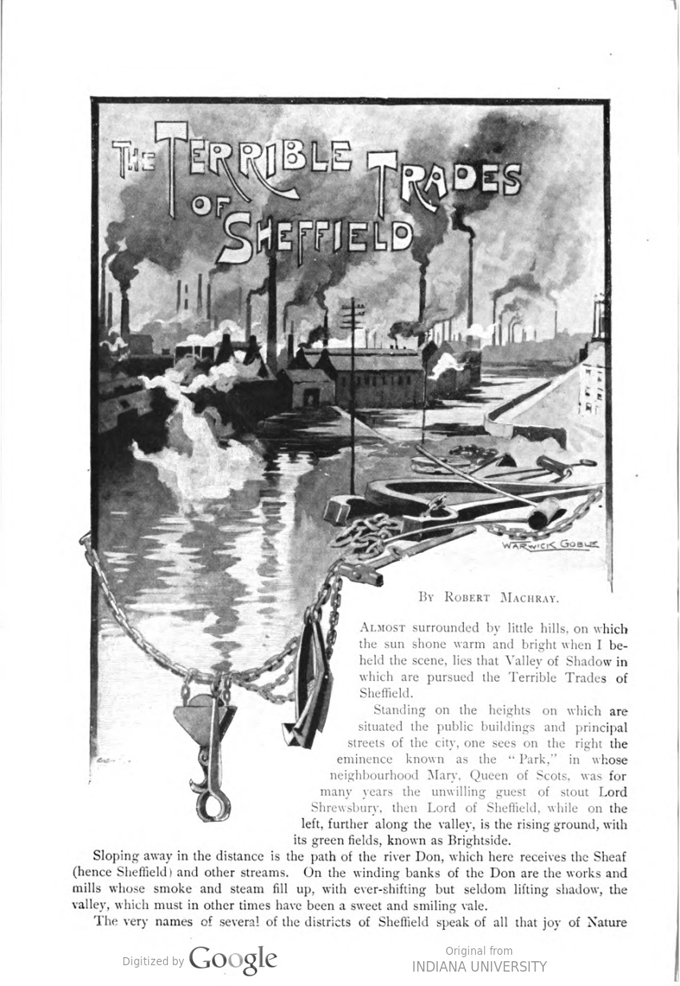 This image is a facsimile of page 290 of the March 1897 issue of Pearson's Magazine.